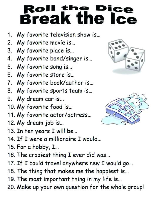 Fun Worksheets For Teens Activities The Best Image Collection