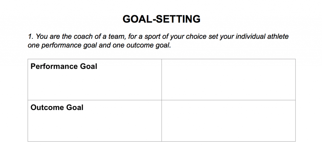28 Images Of Team Goal Setting Template Pdf