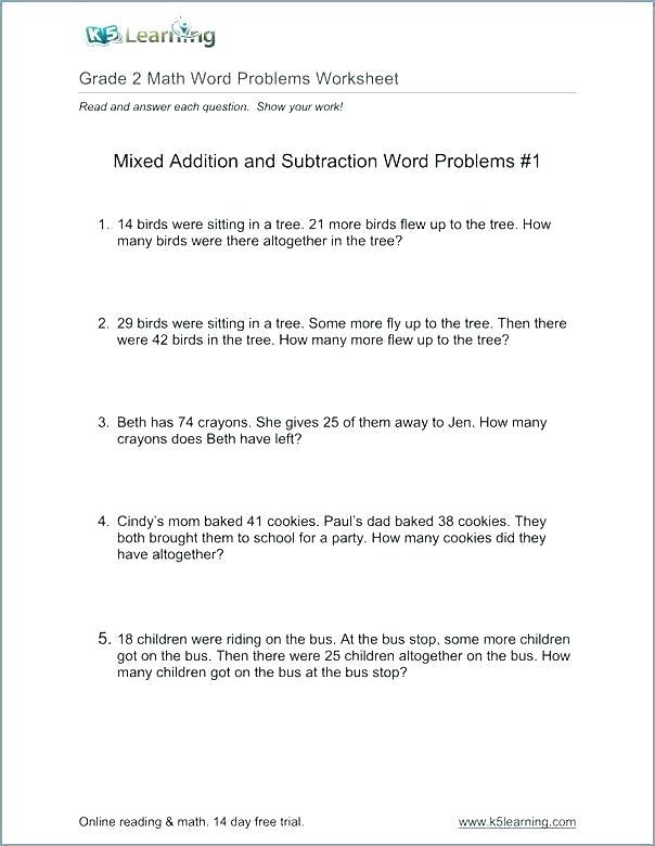 Kindergarten Math Problem Solving Worksheets Fun Worksheets For