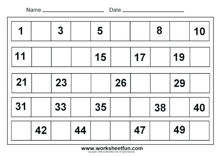 Ukg Maths Worksheets Pdf
