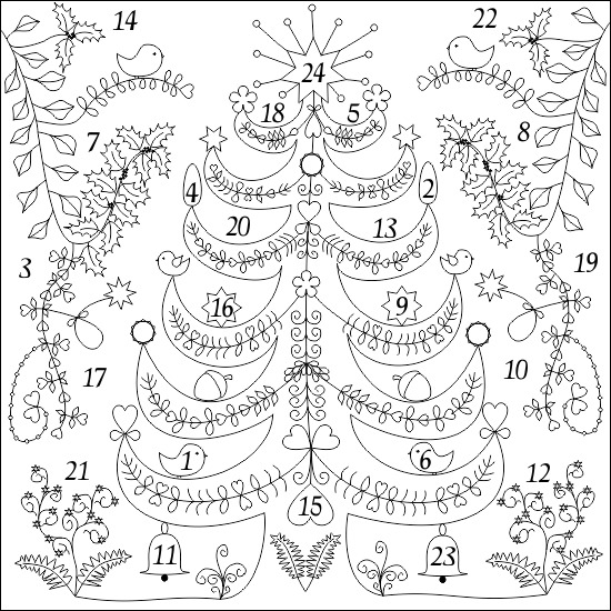 Top 10 Top Christmas Maths & Well