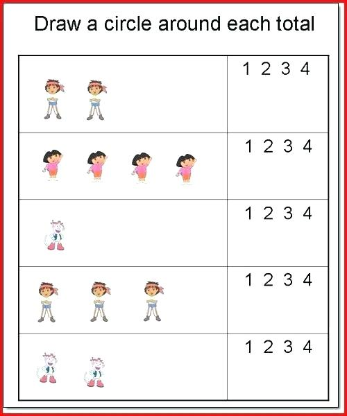 Preschool Worksheets Age 4 Printable 3 Year Old Free Alphabet For