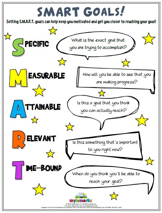 Smart Goals!
