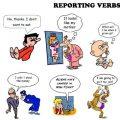 Speech Verbs Worksheets
