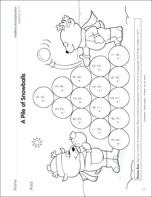 3rd Grade Subtraction Worksheets Printable Math Games First Grade