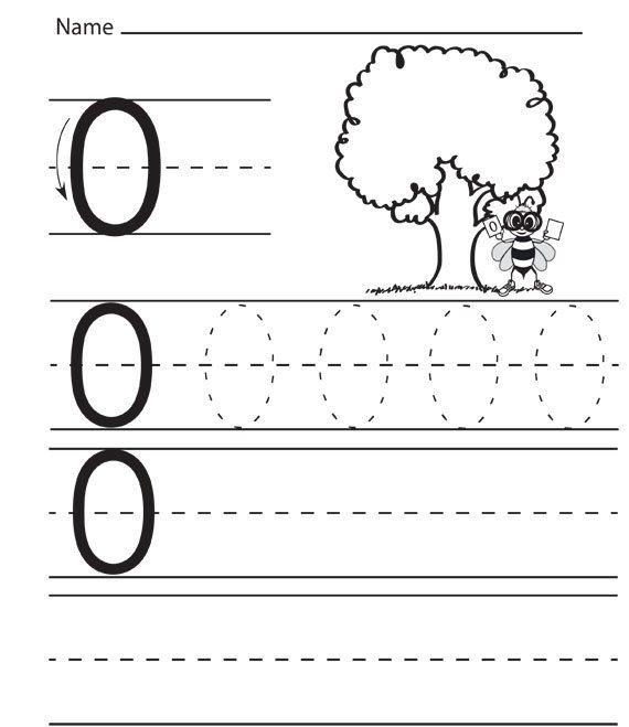 Printable Number 0 Worksheets Pre