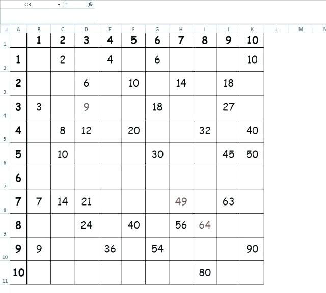 8 Times Table Worksheet Worksheets For The Multiplication