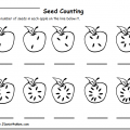 Count And Write Numbers 1-10 Worksheets