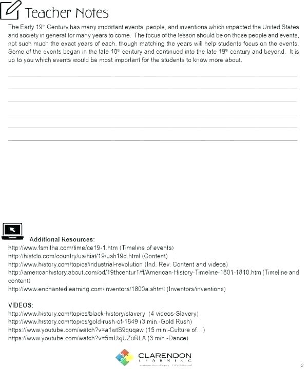 Civil War Worksheets 5th Grade Social Studies Civil War Worksheets