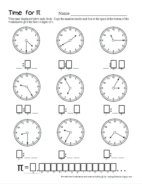 Collection Of Math Time Worksheets Grade Download Them And Try To