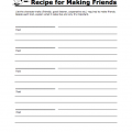Self Esteem Worksheets Pdf