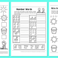 Kid Worksheets For Free