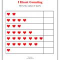 Worksheets For Preschool Maths
