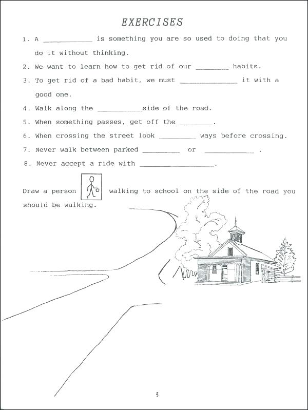 Broccoli Brad Multiple Choice Worksheet Spring Worksheets Ideas
