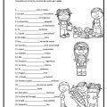 Ser O Estar Worksheets