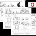Alphabet Free Worksheets
