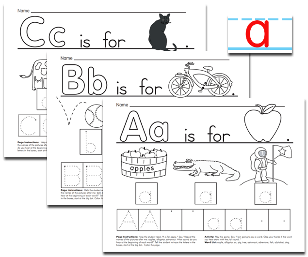 Free Download Print Worksheets To Practice Letter Tracing