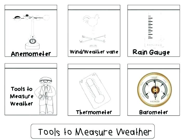 Weather Worksheet Printable Weather Worksheets Weather Printables
