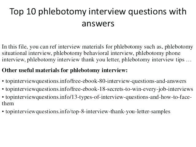 83+ Phlebotomy Worksheets