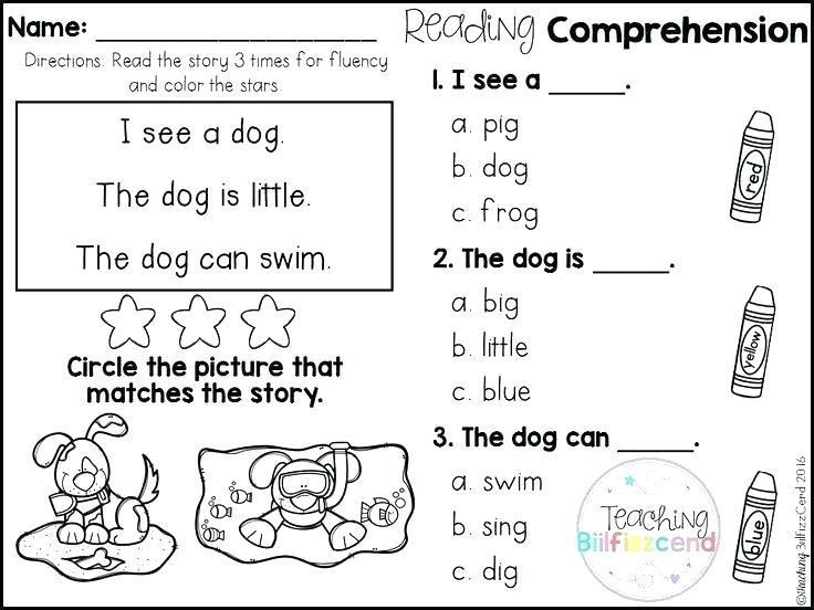 Kindergarten English Worksheets Log Ride Free Kindergarten