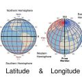 Lines Of Longitude Worksheets