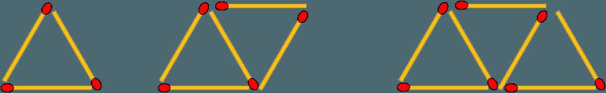 Matchstick Patterns (1) Worksheet
