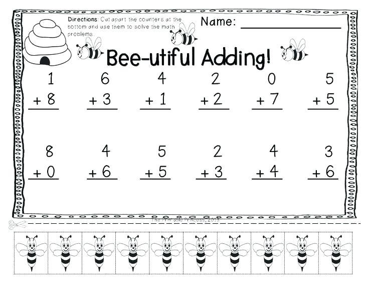 Math Worksheets Vertical Addition – Makinterests Com