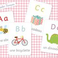 French Alphabet Worksheets Printables