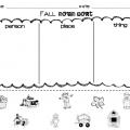 Naming Words Worksheets For Kindergarten