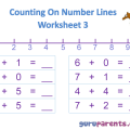 Addition To Ten Worksheets