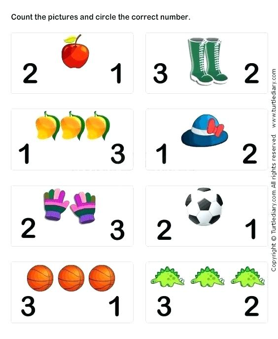 Preschool Math Worksheets Free And Worksheets Free Preschool