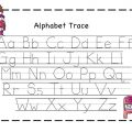 Alphabets Worksheets For Nursery