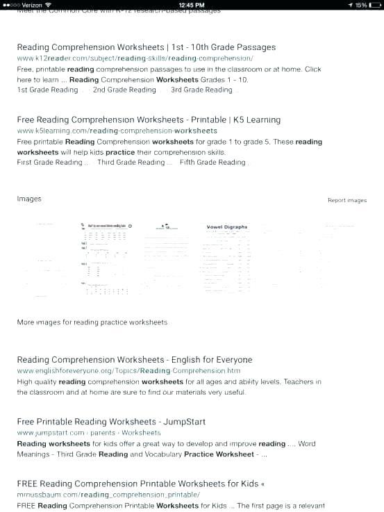 Printable English Worksheets For 1st Grade