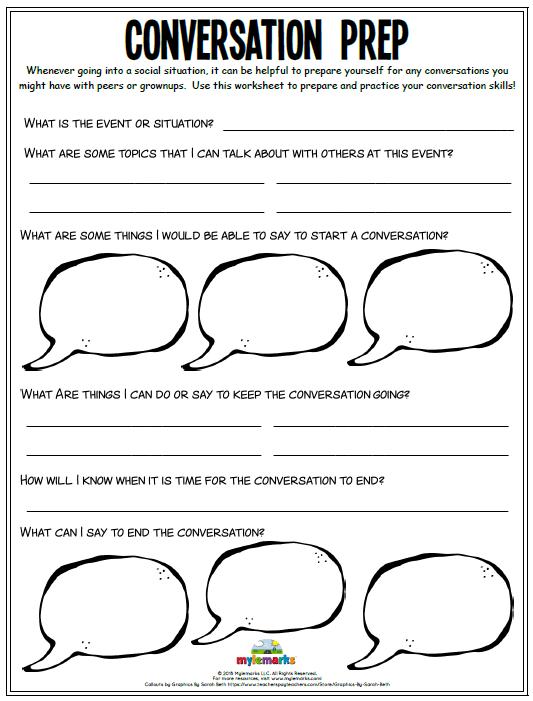 Conversation Prep