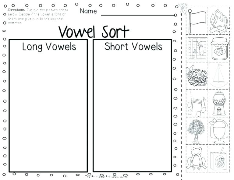 Silent E Practice Worksheets Phonic Worksheets First Grade Long