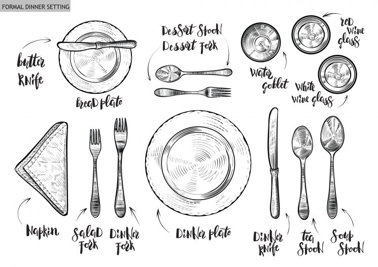 Table Manners For Kids! And A Meal Time Rules Printable