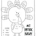 Thanksgiving Math Worksheets First Grade