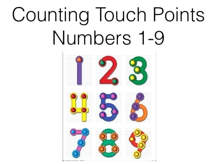 Touch Math Worksheets For Kindergarten – Makinterests Com