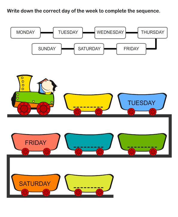 Educational Worksheets For Kids