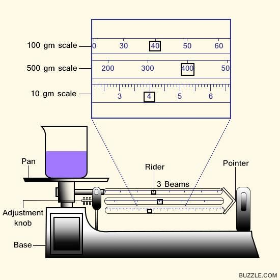 Triple Beam Balance  Function, Parts, And Uses