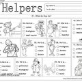 Worksheets On Community