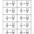 6th Grade Activities Worksheets
