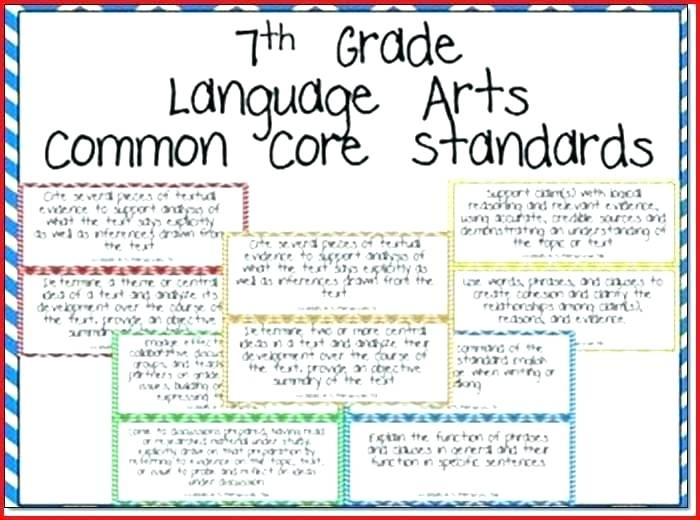 7th Grade Ela Common Core Worksheets About This Worksheet Teaching