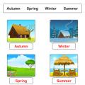 Free Printable Seasons Worksheets For Kindergarten