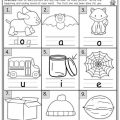 Beginning And Ending Sound Worksheets