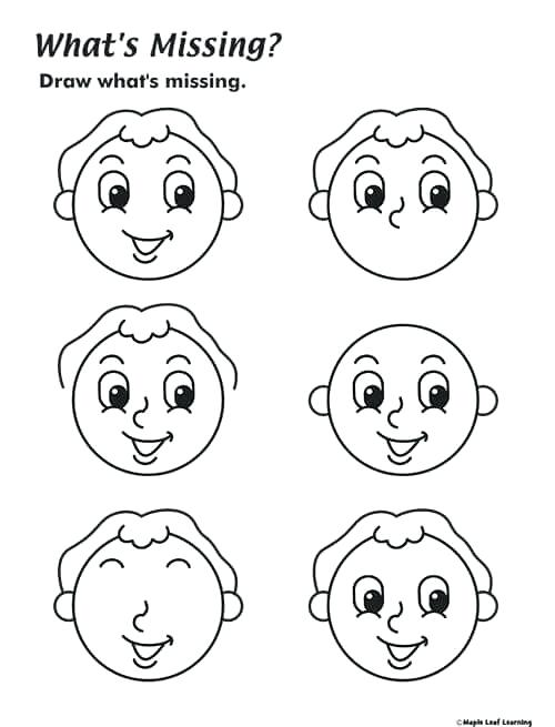 Body Parts For Kids Worksheets 5 Vocabulary Matching Worksheet