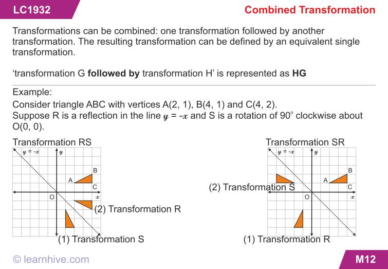 Printables  Combined Transformations Worksheet  Lemonlilyfestival