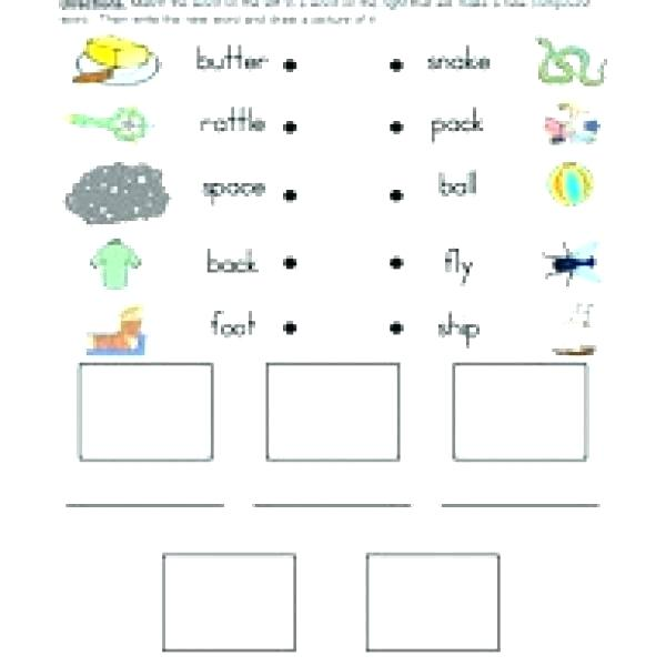 Open And Closed Syllables Worksheets