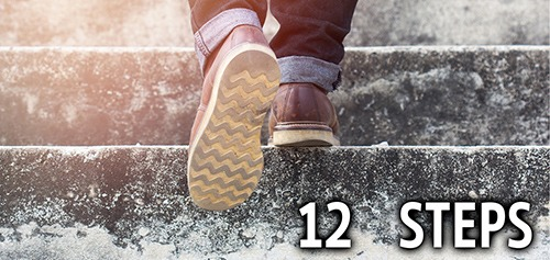 Celebrate Recovery's 12 Steps