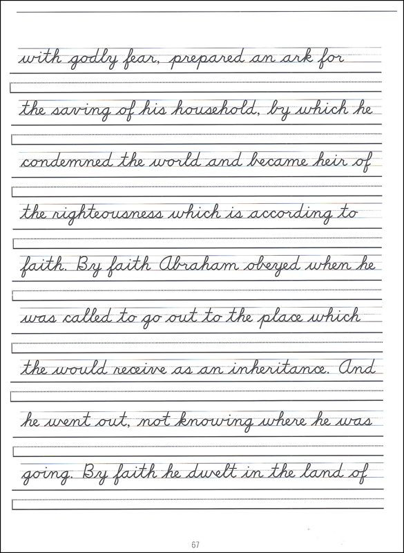 D Nealian Cursive Handwriting Worksheet Maker